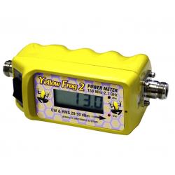 YellowFrog 2 RMS & CW Power...